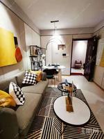 廣西大學旁稀缺小戶型 一房一廳精裝總價50萬 送全屋家私 可落戶 讀秀田小學