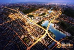 绿地东盟国际城 城市未来新中心 4600元/平米起