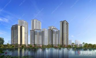 五象湖公园、南宁三中、地铁口300米精装房