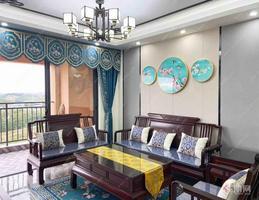 嘉和城布洛可新中式四房,新装修未入住,首付15万即可拥有