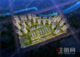 龍光天瀛地鐵口商鋪出售2.5萬一平,買一層得兩層