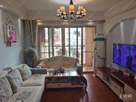 西大商圈 瀚林御景精装3房 户型方正实用紧凑 满五  诚售