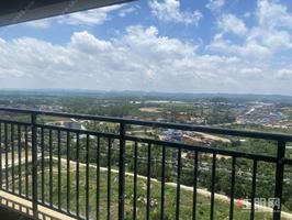 【新】嘉和城,布洛可,刚需四房,270°景观,产权93㎡,东边套,高楼层,急售一口价75万