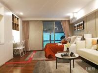 大房開萬達茂49平全線江景公寓首付7萬起自帶商圈