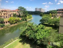 嘉和城湖边V6独栋别墅,产权430平,使用面积1000平,花园400平,靠湖,历史低价900万