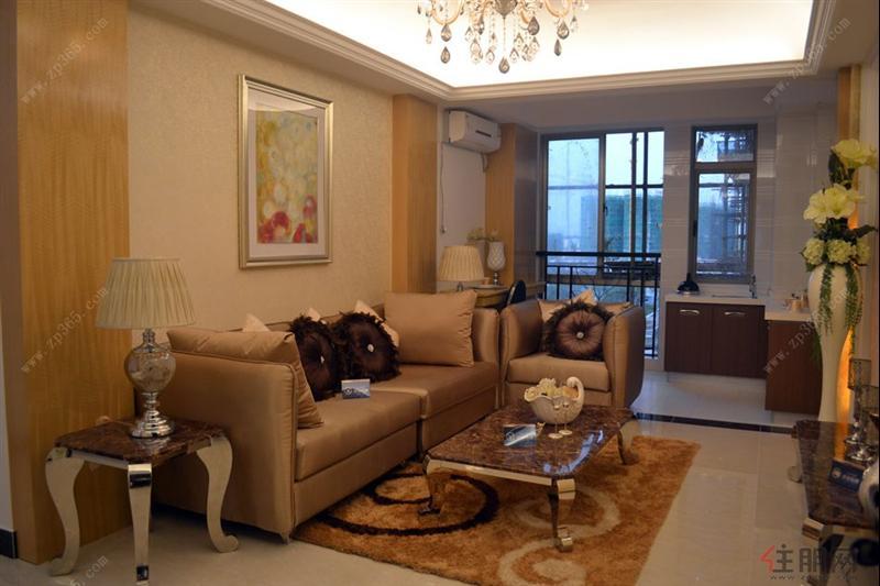 桂海塞纳庄园1#公寓格调面世 样板间美图欣赏