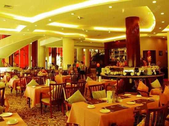 钦州白海豚国际酒店维多利亚西餐厅