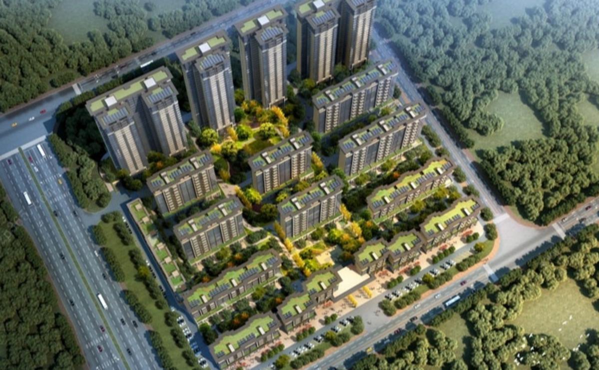 中国铁建•安吉山语城看房视频