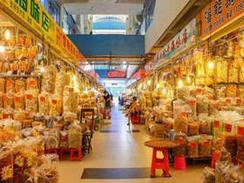中国珍珠城.北海水产市场