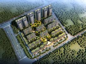 中国铁建·安吉山语城