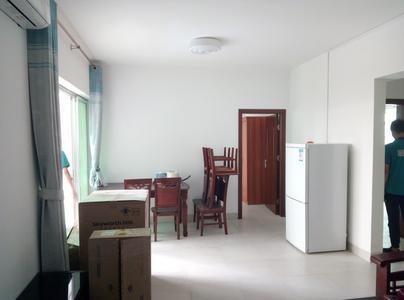 青秀区-梦之岛水晶城旁世纪家园两房一厅配齐家电家