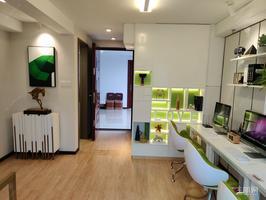 西乡塘民族大学地铁口20米复式公寓首付12万通天然气