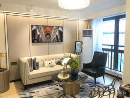 五象新区玖珑薹首付12万,月供1800,复式公寓,采光好