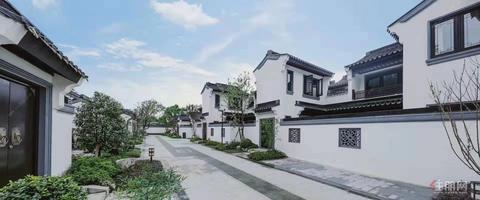 南宁北中式别墅139万/栋