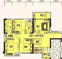 江南万达地铁口毛坯房单价只要11500