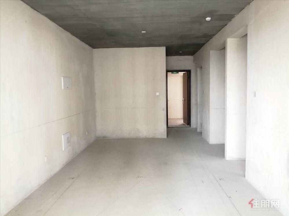 急售 `西乡塘 地鉄一号线 邕江旁 骋望天玺 毛坯 2房改3房