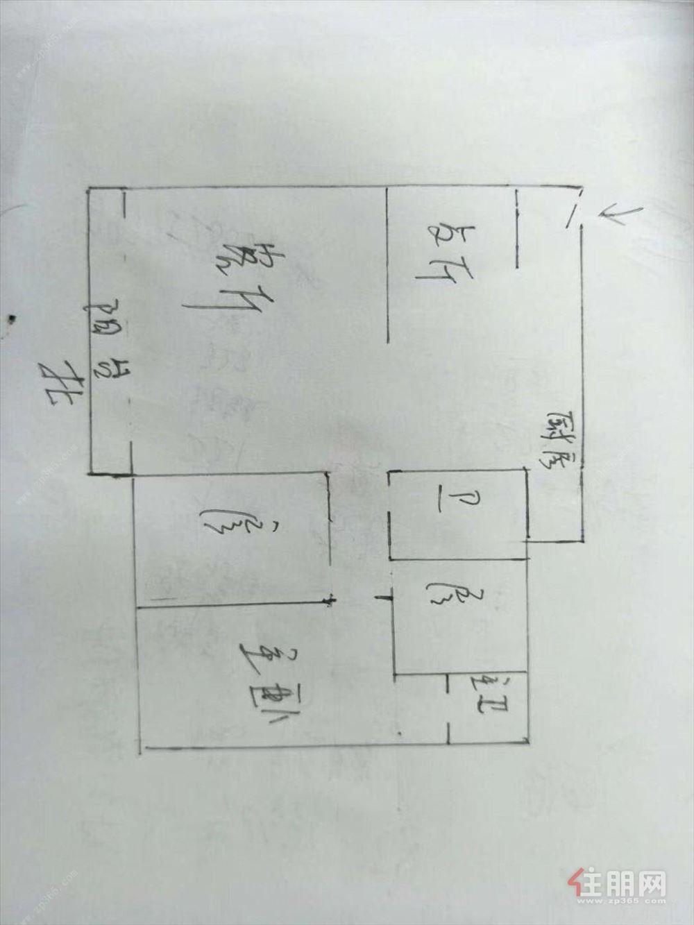 玉林电信小区内好房,送26平方车库