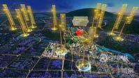 绿地东盟国际城四千亩里建湖公园