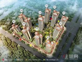 龍光玖譽湖。五象火車站旁,首付9萬,湖景房地鐵口