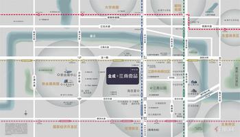金成江南壹品+江南万达+华润万象城