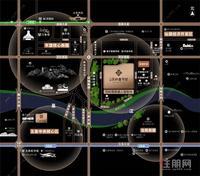 凤岭南商圈-稀缺小户型-户型方正-交通便