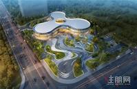 绿地东盟国际城舒适105平三房 小高层