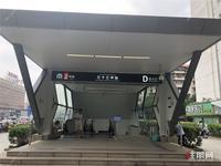 安吉万达商圈旁地铁口(安吉大唐世家)