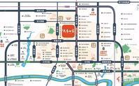 安吉万达商圈地铁沿线双学区