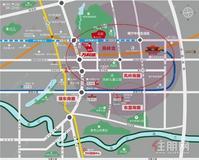 凤岭北 +一环快速+东站商核心
