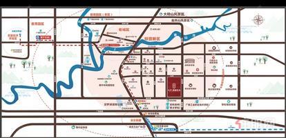 武鸣经开区,坐拥高铁北站和大学城
