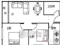青秀区凤岭北凤岭春天2房76.5平米98万