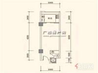青秀区东盟商务利海亚洲国际1房41平米68万