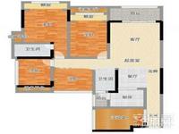 江南区壮锦大道汇东星世界3房107.92平米160万