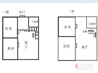 青秀区东葛路中天世纪花园4房203平米250万