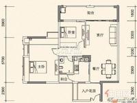青秀区东盟商务利海亚洲国际2房68.79平米125万