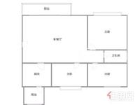 青秀区仙葫龙胤凤凰城3房97平米97万