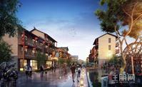 毛坯交付,项目打造壮乡特色小镇,环境优美
