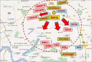 1號5號雙地鐵口 4字頭 興寧東站商圈