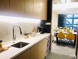 首付10万投资总部基地核心区loft公寓