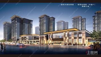 南宁北站 大学城(猎天大学城)4500楼层任选 周边规划37所学校 低成本投资不二选择