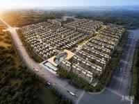 兴宁奥斯莱特旁(联发臻境)低密度小区 明年交房 总价110万即可享约237平空墅 再送2万元物业费