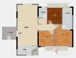 五象东 丽景湾小区精装五房 首付3万急卖