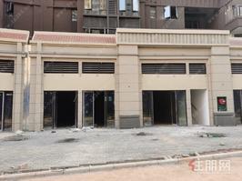 现证五象东小学对面一楼沿街商铺