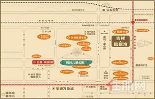 南宁东站+一号地铁线,八所学府环绕