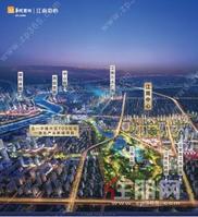 江南公园旁华润千亩大盘均价1万出头近地铁学区房
