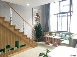 投资首选LOFT复式楼+广西大学+对面地铁1号线【翰林学府公寓】自住投资+办公