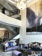 五象湖公园里《瀚林熙水台》现房(别墅)总价700万买900平