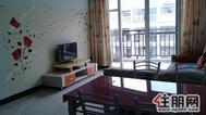 阳光都市3室1厅88平米精装修全新品牌家电押二付三