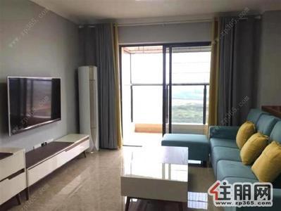 凤岭北-荣和千千树高楼层四房大阳台配齐出租业主急租