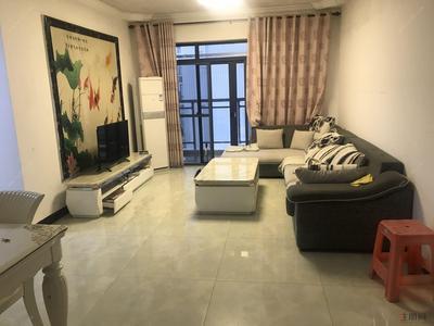 海城区-广东路 北海名座 3房2厅 中装 拎包入住 仅租2100/月